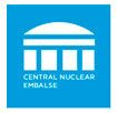 Logo Central Nuclear de Embalse